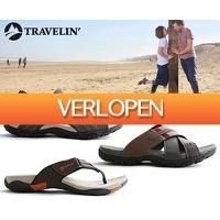 Telegraaf Aanbiedingen: Travelin' slippers of sandalen