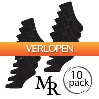 GroupActie.nl: 10 paar Mario Russo bamboe sokken