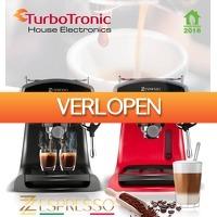 6deals.nl: Espressomachine