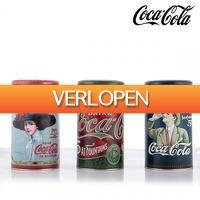 TipTopDeal.nl: Coca-Cola vintage blikken