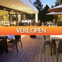 D-deals.nl: 3 dagen top beoordeeld 4*-hotel op de Veluwe incl. uitgebreid ontbijt en 3-gangendiner