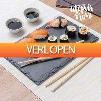 TipTopDeal.nl: Atopoir Noir sushiset