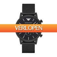 Dailywatchclub.nl: Emporio Armani AR1968 herenhorloge