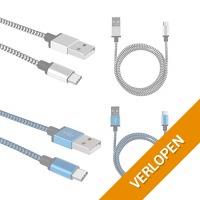USB C oplaadkabel