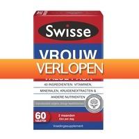 Plein.nl: Swisse Multivitaminen Vrouw 60 tabletten