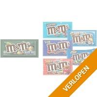 M&M's-chocoladepakket