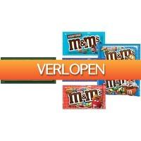 Groupon 2: M&M's-chocoladepakket