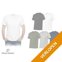 5-pack Pierre Calvini T-shirts