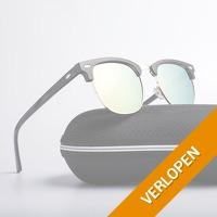 Retro design zonnebril