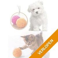 Microfiber Pet Ball