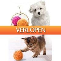 ClickToBuy.nl: Microfiber Pet Ball