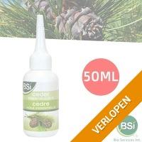 BSI essentiele olie ceder 50 ml
