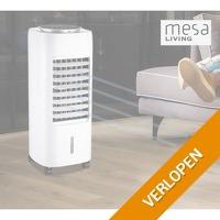 Mesa Living 2-in-1 Krachtige Mobiele Aircooler en Luchtbevochtiger