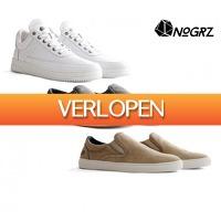 Koopjedeal.nl 2: Zomerse NoGRZ Herenschoenen - 3 modellen verkrijgbaar