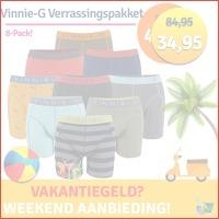 f07c16a173cf2e 1dagactie.nl 6 x Vinnie-G boxershorts