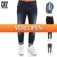ElkeDagIetsLeuks: CR7 shorts of jeans