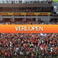 D-deals.nl: Individuele 4-daagse reis naar de Formule 1: Grand Prix in Spielberg Oostenrijk incl. weekendtickets