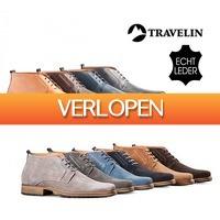 Koopjedeal.nl 1: Travelin London Classic Herenschoenen (Maat 40 t/m 50)