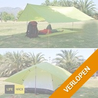 Bluefield party tent Easy Up