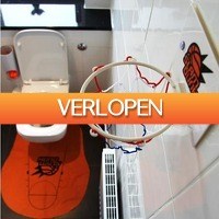 Gadgetsgift.nl: Toilet basketbal spel