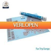 Multismart.nl: Scratch Map Europa
