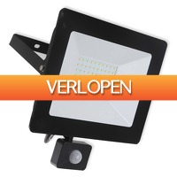 INTOLED: LED breedstraler met sensor