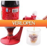 Uitbieden.nl 2: Handige frisdrank dispenser