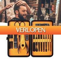 Voordeeldrogisterij.nl: Vaderdag Tip Groomarang Geschenkset / Verzorging - The Ultimate Men Grooming Kit - 15 Delig
