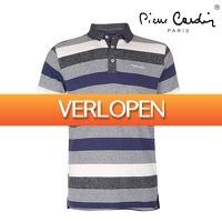 GroupActie.nl: NIEUW! Gestreepte Pierre Cardin polo's | 4 kleuren | S - 4XL