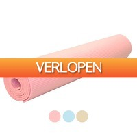 Betersport.nl: Yoga mat - Focus Fitness - Roze