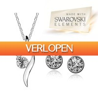 DealDigger.nl 2: Swarovski Elements juwelenset Swirl