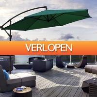 GroupActie.nl: Zweefparasol