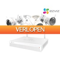 iBOOD.be: Ezviz ezWireless Kit bewakingssysteem