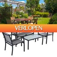Voordeeldrogisterij.nl: Premium tuinmeubelset