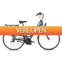 Matrabike.nl: Devron Wellington S8 MM elektrische fiets