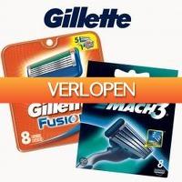One Day Only: 8 x Gillette scheermesjes