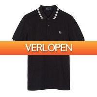 Plutosport offer: Fred Perry Twin Tipped polo