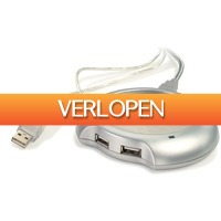 Gadgetknaller: USB cupwarmer HUB