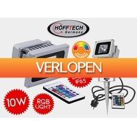DealDonkey.com 2: Hofftech LED straler inclusief afstandsbediening