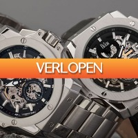 Watch2Day.nl 2: Reign Commodus Automatics heren horloge