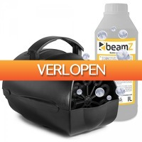 MaxiAxi.com: BeamZ B100 bellenblaasmachine