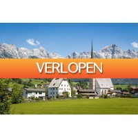 Hoteldeal.nl 1: 3, 6 of 8 dagen ultra all-inclusive in Salzburger Land