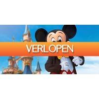 Travelberry: Een dagje Disneyland Parijs inclusief retourvervoer
