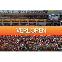 Hoteldeal.nl 2: Individuele 4-daagse reis naar de Formule 1: Grand Prix in Spielberg Oostenrijk