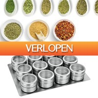 MyXLshop.nl: Kruidenrek/specerijenpotjes