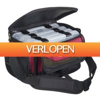 Visdeal.nl: WOW! Berkley Bag 4 Boxes Red-Black