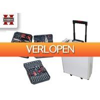 DealDonkey.com: Herzberg HG-5199 199-delige gereedschapstrolley