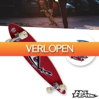 Wilpe.com - Elektra: No Fear longboard XL
