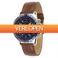 Watch2Day.nl 2: Aviator F-Series world time chronograph