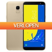 Expert.nl: Samsung Galaxy J6 (2018) goud